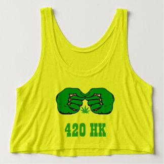 420 HK SINGLET