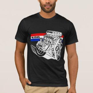 426 HEMI Blown V8 Engine T-Shirt