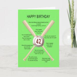 42nd Birthday Jokes