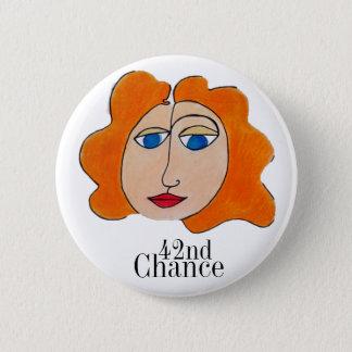 """42nd Chance"" Button"