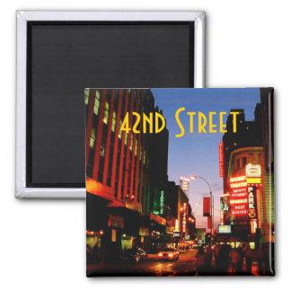 42nd Street Magnet