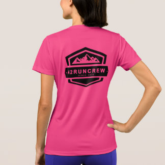 42RunCrew Womens Basic Running Top