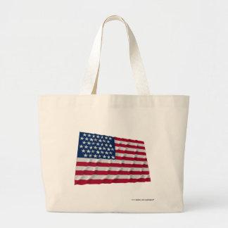 43-star flag bag
