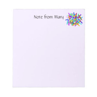 43rd Birthday Notepad