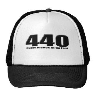 440 mopar six pack monster hat