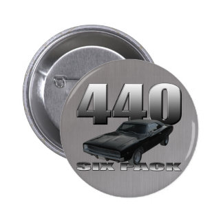 440 six pack dodge charger button