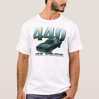 440 six pack dodge mopar charger T-Shirt