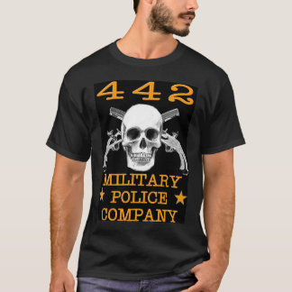 442nd Military Police Company - Protectors/Empire T-Shirt