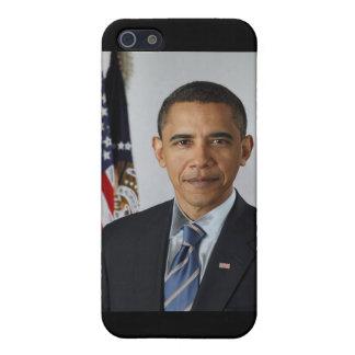 44 Barack Obama iPhone 5/5S Cover