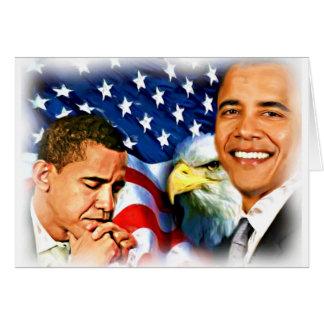 44th & 45th President Barack Obama_ Greeting Cards