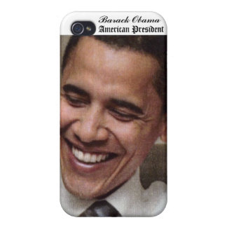 44TH AMERICAN PRESIDENT BARACK OBAMA case iPhone 4/4S Case