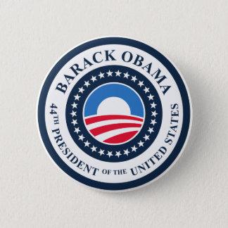 44th President 6 Cm Round Badge