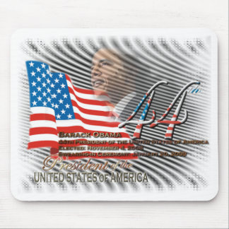 44th President Mouse Pad