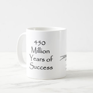 450 Million Years of Success Mug - Scorpion