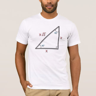 45-45-90 Triangle T-Shirt