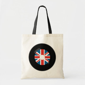 45 British Invasion tote bag