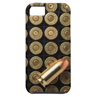 45 Caliber Ammo Bullets Tough iPhone 5 Case