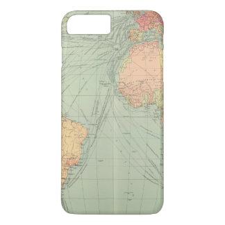 45 lines of communication, Atlantic Ocean iPhone 7 Plus Case
