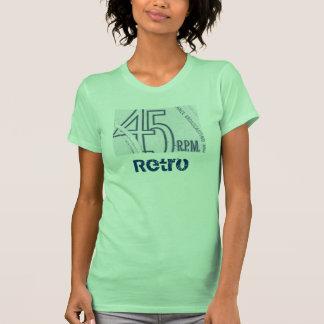 45 retro ladies top t shirts
