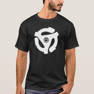 45 RPM Power Adapter T-Shirt