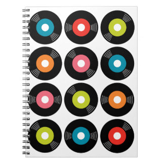 45s Record Notebook