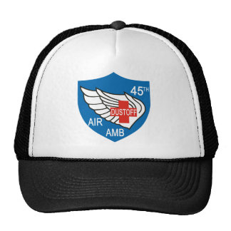 45th Medical Dustoff Patch Hat