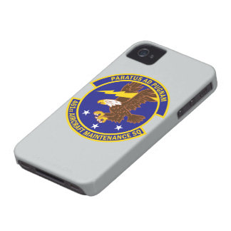 461st Aircraft Maintenance Squadron iPhone 4 Case-Mate Cases