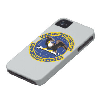 463rd Aircraft Maintenance Squadron iPhone 4 Case