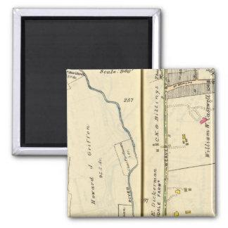 46-47 White Plains, Scarsdale Square Magnet