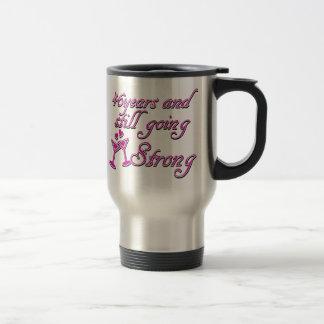 46th Anniversary designs Travel Mug