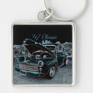 '47 Classic Automobile Premium Key Chain
