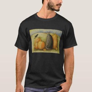 4874 Harvest Harvest Cat T-Shirt