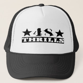 48 thrills trucker hat