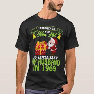 48th Anniversary TShirt For Wife At Xmas