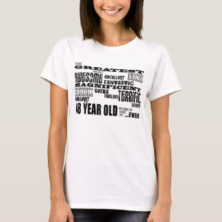 48th Birthday Party Greatest Forty Eight Year Old T-Shirt