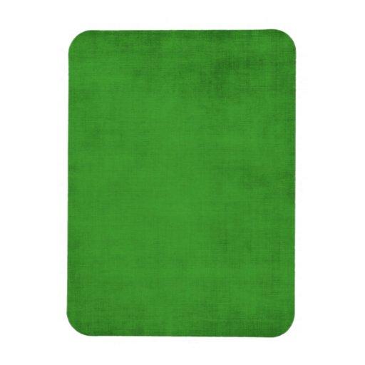 495_green-paper RICH GRASSY GREEN TEMPLATE TEXTURE Vinyl Magnet