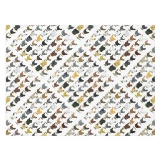 49 Chicken Hens Tablecloth