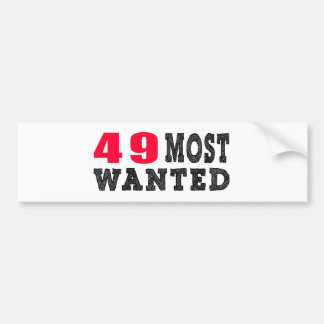 49 most wanted funny birthday designs bumper sticker