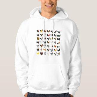 49 Roosters Hoodie