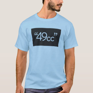 """49cc"" T-Shirt"