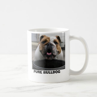 4-11-06 043, PURE BULLDOG COFFEE MUG