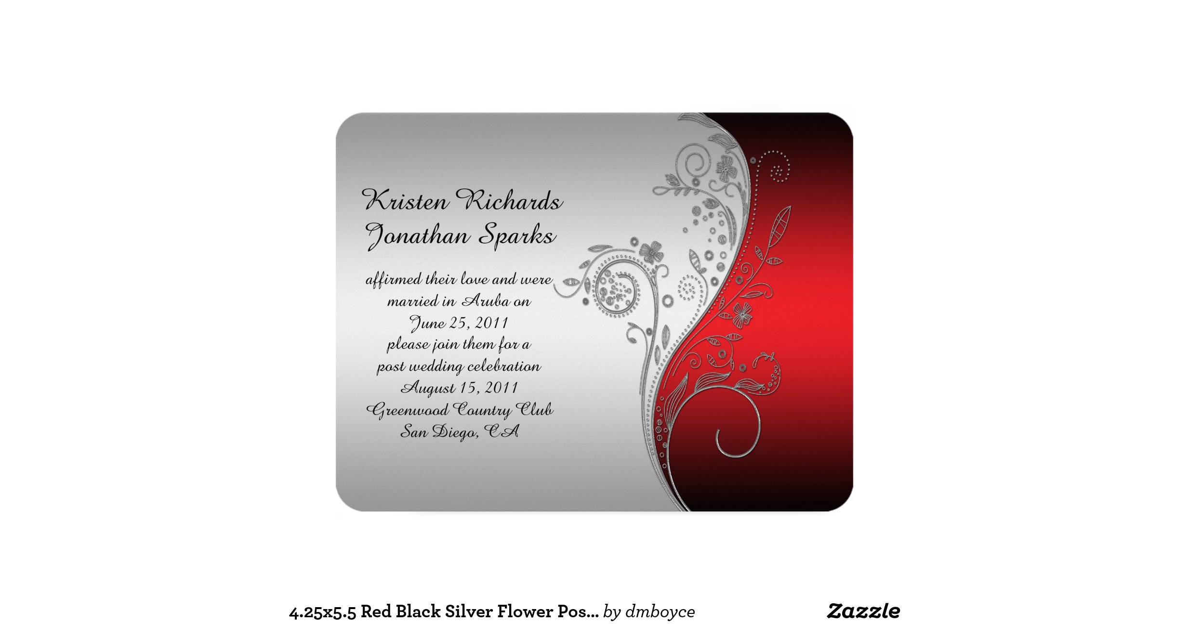 Amazing Zazzle Com Wedding Invitations Pattern - Invitations and ...