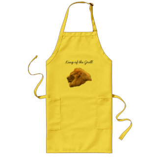 4/27/16Apron - King of the Grill Long Apron