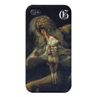 4/4S Francis de Goya iPhone 4/4S Case