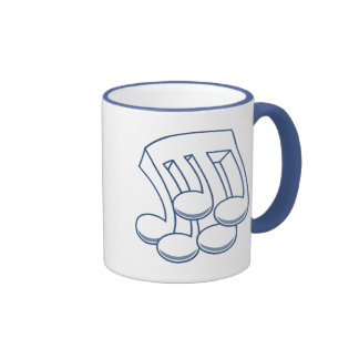 4/5 Time Ringer Coffee Mug