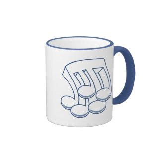 4/5 Time Ringer Mug