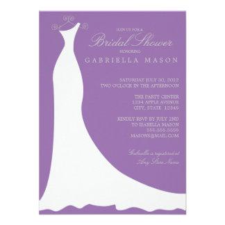 4 5 x 6 25 Bellflower Bridal Shower Invite