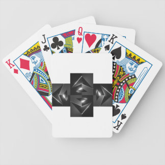 4 arrows bicycle playing cards