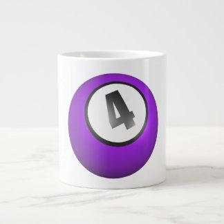 4 Ball Jumbo Mug