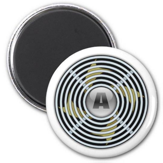 4 Blade Reversible Exhaust Fan Magnet